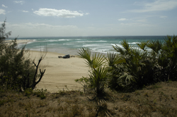 Barra Lighthouse Camping Barra Mozambique