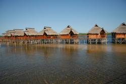 Flamingo Bay lodge Mozambique