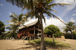 Montahna Lodge Barra beach Mozambique