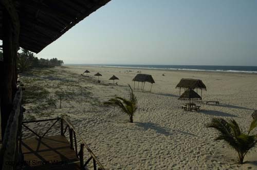 Barra Lodge, Barra Peninsula Inhambane, Mozambique