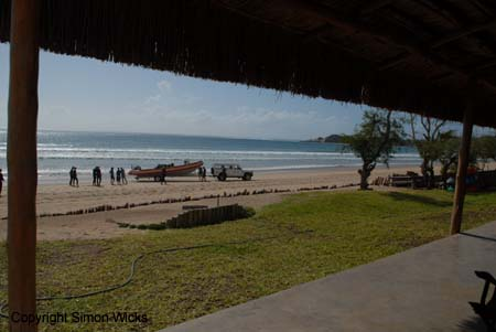 Tofo Beach Casitas, Mozambique