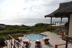 Luxury self catering at Catalina Lodge s Guinjata Mozambique