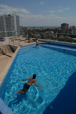 Welcome To Hotel Avenida Maputo Mozambique Accommodation