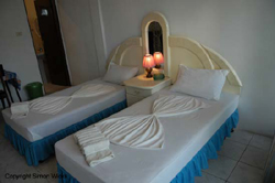 Complexo caracal budget hotel in Pemba mozambique