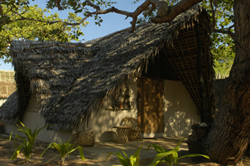 Simple cheap accommodation in Pemba Mozambique