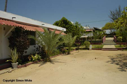 Wimbe beach self catering ocean view mozambique