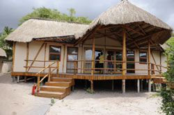 Vilanculos Beach Lodge recently upgraded and reopened