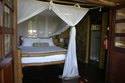 Airy rooms at praia do sol Beline