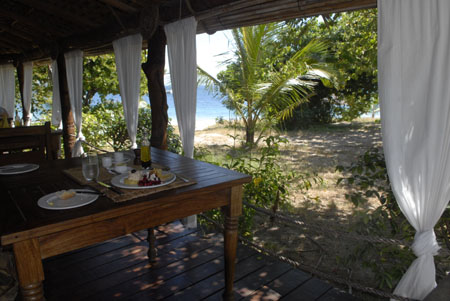 Quilalea Island, exclusive Romantic Island in Mozambique, perfect for Honeymoon couples