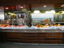 delicious food Sinfonia cruises