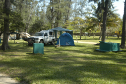 vilanculos camping mozambique accommodation